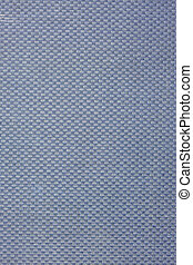 blue coarse textile background