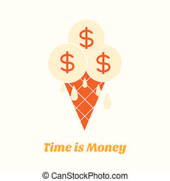 time is money