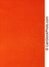 red corduroy textile background