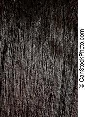 cabelo, pretas