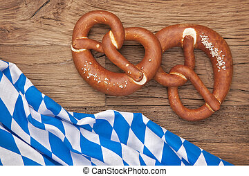 German bretzels