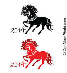 New Year of Horse