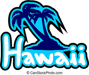 Hawaii beach - Creative design hawaii beach