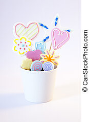 Valentines candy, A little sweet present for a loved one
