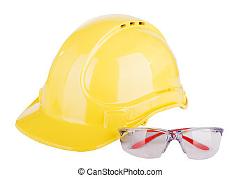 Safety Equipment - Personal safety equipment or PPE -...