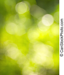 Yellow bokeh abstract - Blurred lights yellow bokeh abstract...