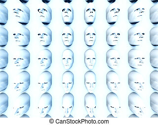 Lots of Faces