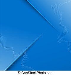 Abstract 3D background blue colour