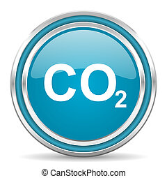 carbon dioxide icon