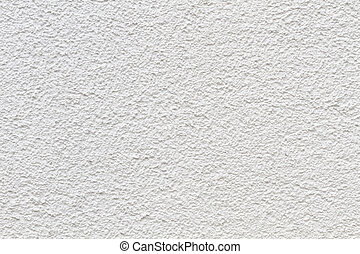 Wall with raw structure in white detail