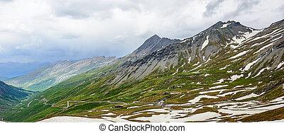 Colle dell'Agnello, French Alps - Colle dell'Agnello...
