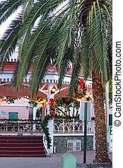 Caribbean Island Christmas - Beautifully decorated for...