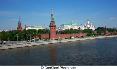 Moscow Kremlin classic view - M