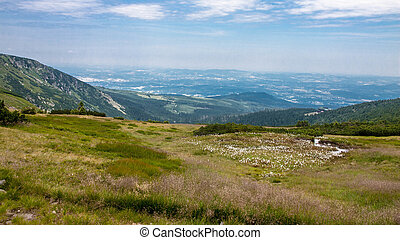 Karkonosze Mountain Views and Trekking in Poland