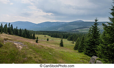 Karkonosze Mountain Views and Trekking in Poland