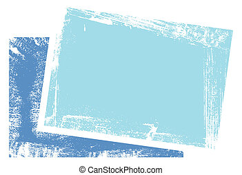 Grunge Background Overlay Texture Vector Illustration