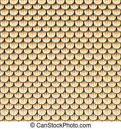squama - wooden squama. abstract background.