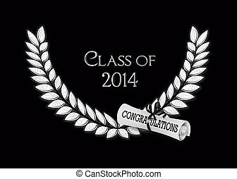 silver laurel for class of 2014