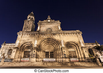 cathédrale, manille