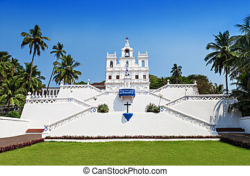 Our Lady Church, Goa - Our Lady of the Immaculate Conception...
