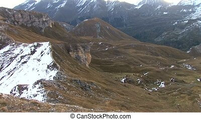 mountain, autria - video footage of mountains in Austria...