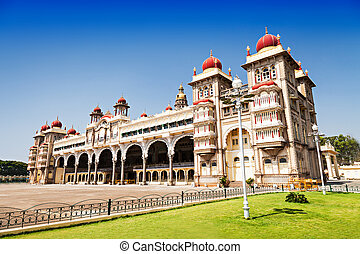 Palace - Amba Vilas Mysore Palace in Mysore, India