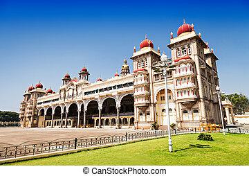 Palace - Amba Vilas Mysore Palace in Mysore, India