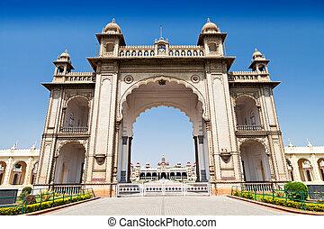 King Palace - Amba Vilas Mysore Palace in Mysore, India