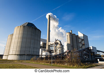 power plant in amsterdam the netherlands