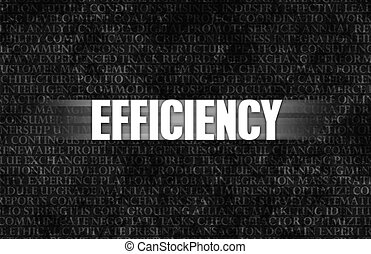 Efficiency in Business as Motivation in Stone Wall