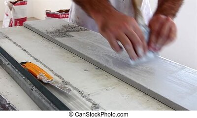 Surface finish gypsum moldings - Craftsmen made plaster...
