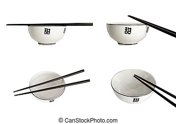 Empty bowl for asian food - Empty bowl for japan food