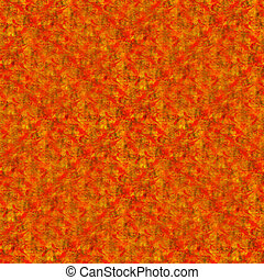 wallpaper bright orange background seamless handmade...