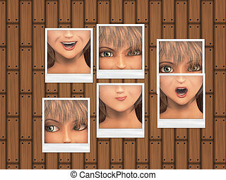 Expressions photos
