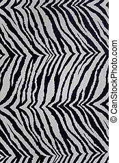 decorative plaster, zebra