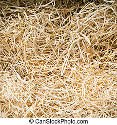 Raffia or twine all bundled up as a background