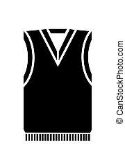 pullover vector illustration
