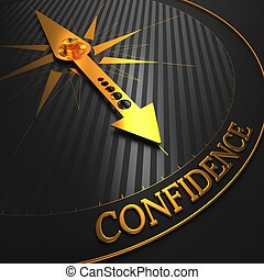 Confidence Business Background - Confidence - Business...