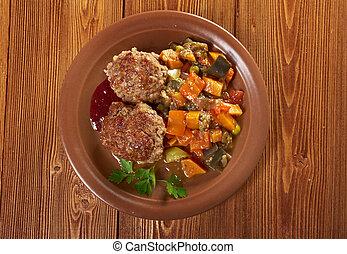 meatballs  beef