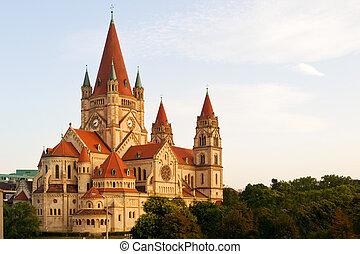 Church Heiliger Franz of Assisi