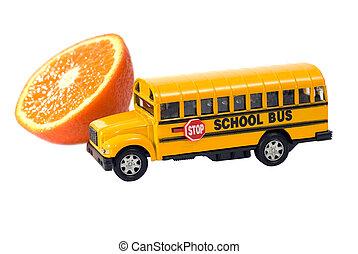 Healthy School Concept