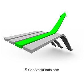 Arrow Up to Success 2