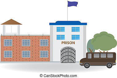 Prison Vector for you design