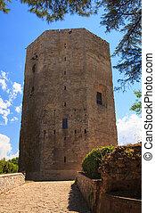 Torre, Di, Federico, II, Enna