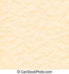 Abstract brown background crumpled old paper