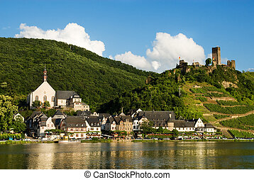 beilstein in germany - Beautiful village of beilstein...