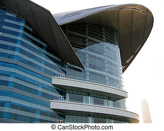 Hong Kong Convention and Exhibition Centre - Architecture...