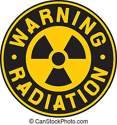 symbol of radiation