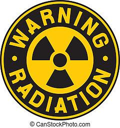 Símbolo, radiação