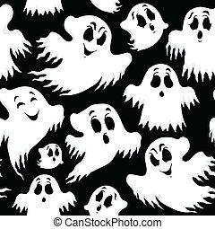 Halloween seamless background 5 - eps10 vector illustration.